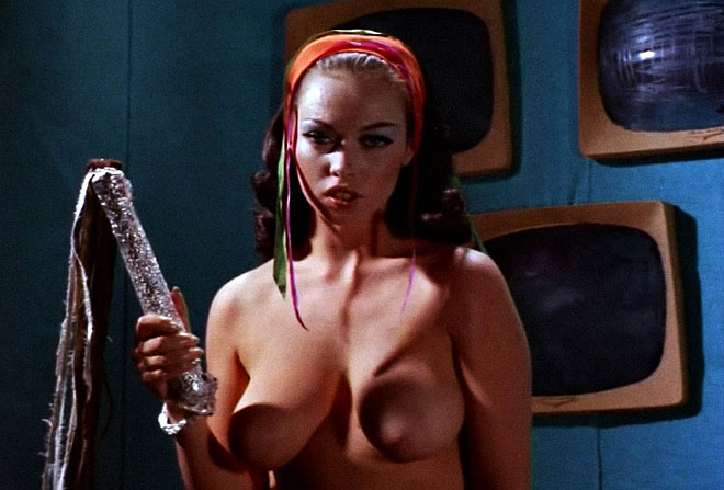 Фантастический фильм секс в космосе порно