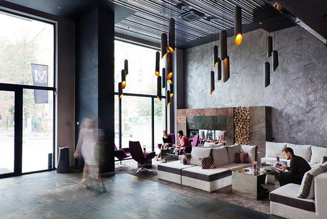 11 mirrors hotel surfingbird for Upmarket hotel