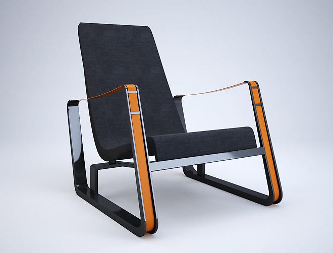 кресло Жана Пруве