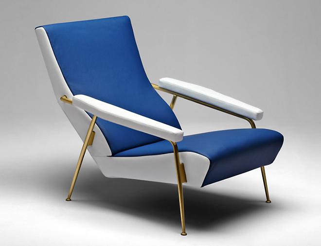 Кресло дизайна Джио Понти
