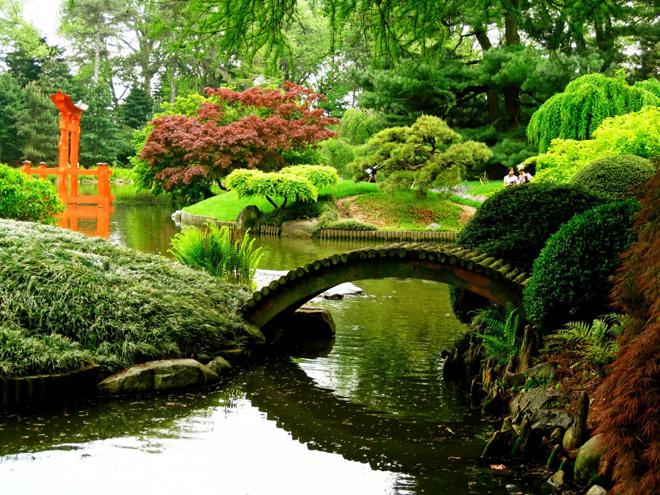 Лучшие ботанические сады мира - это Гавайи