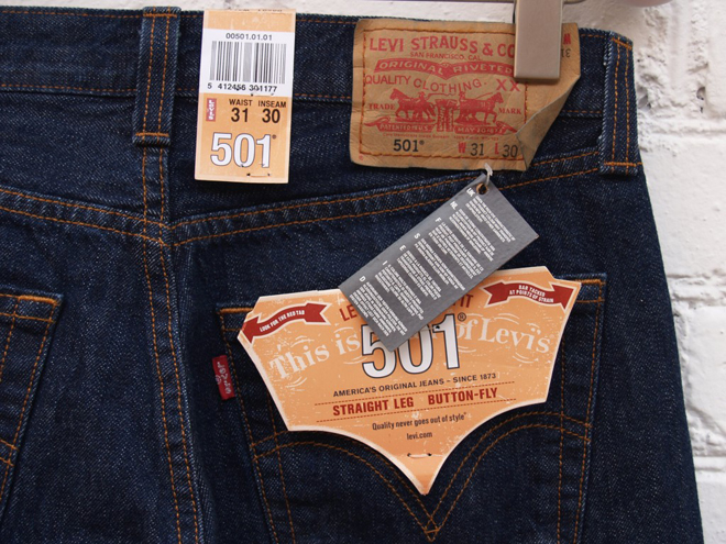 levis history Created in 1873, levi's jeans are the original, authentic jeans they are the most widely recognized and often imitated clothing products in the history of a.