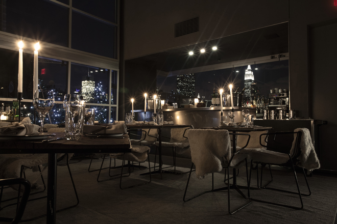 Hotel Americano ресторан