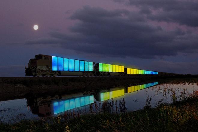 арт-поезд