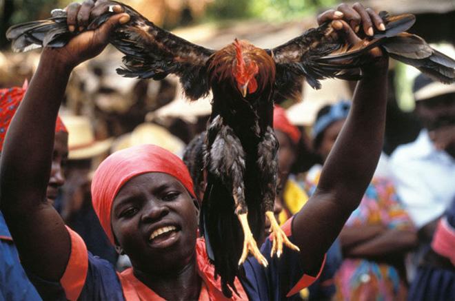 религиозные обряды африки это именно