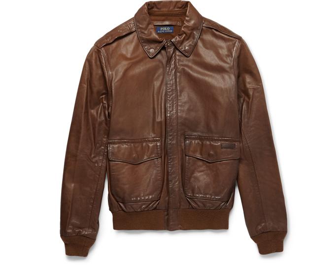 Лучшие кожаные куртки