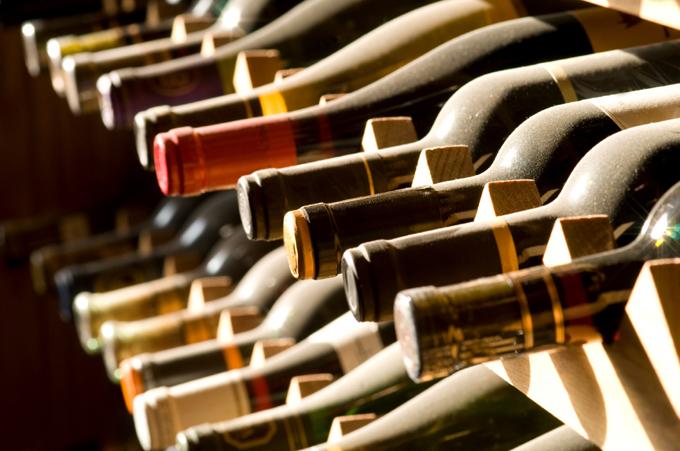 Вино с годами не только улучшает вкус, но и растет в цене.