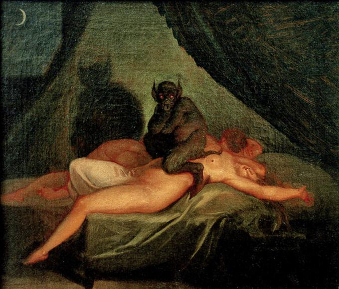 Страшен секс