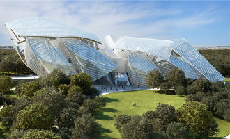Музей Louis Vuitton Foundation