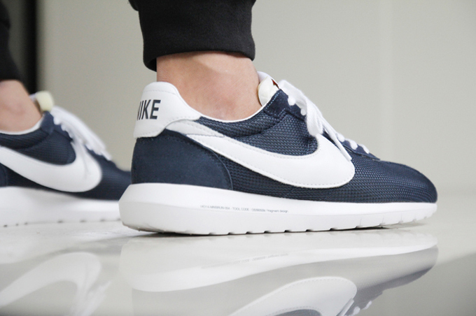 "fragment design x Nike Roshe LD-1000 SP ""Dark Navy"""