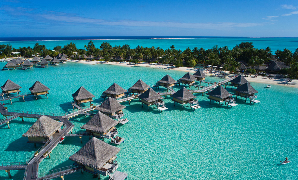 InterContinental Bora Bora Resort & Thalasso Spa, Таити.