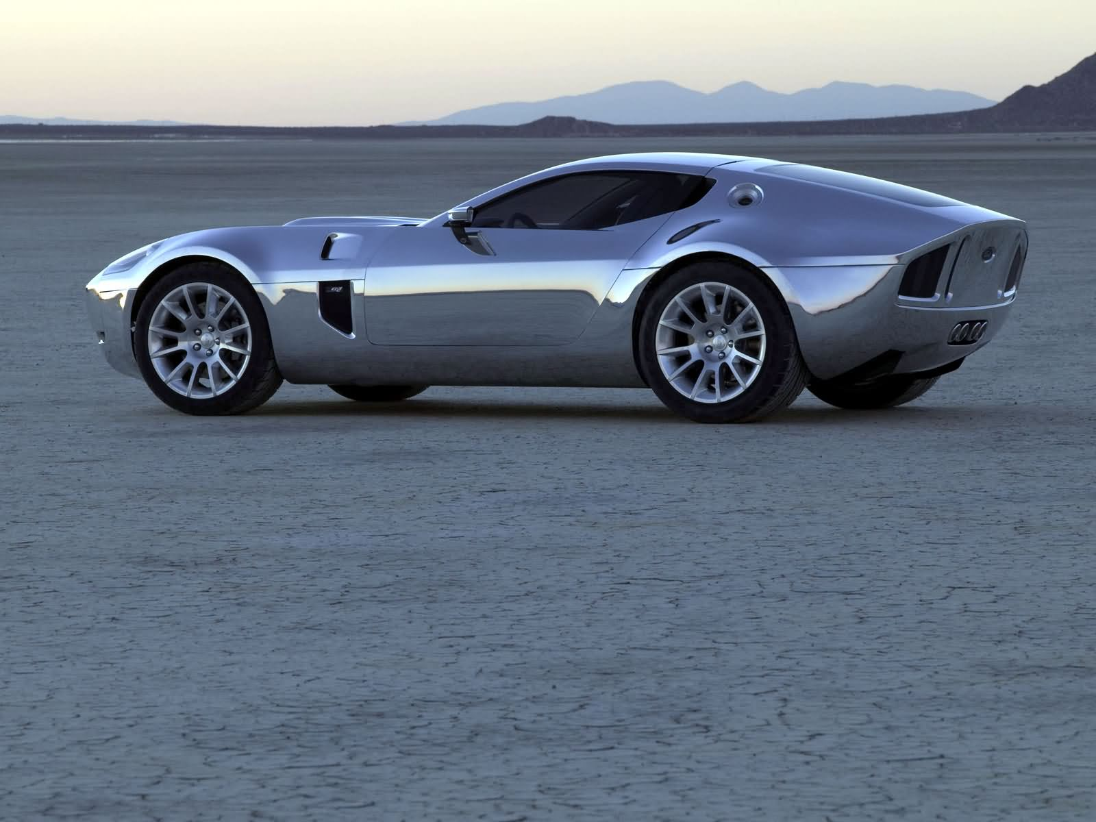 модель машины ford shelby gr-1 concept