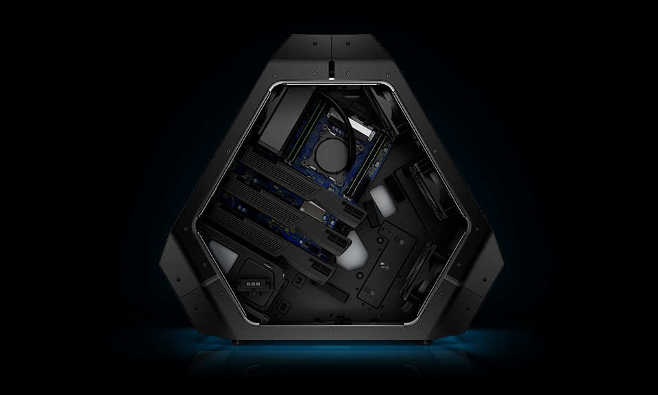 <p><strong>Alienware Area-51.</strong> ������� ��������� Alienware Area-51 �������� � ������������ ������, ���������� ������������ Intel Haswell-E � ����� ������� ������������.</p>