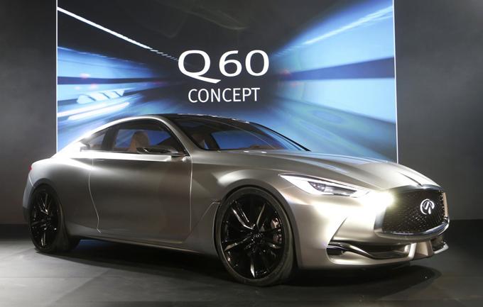 Гибридными установками давно уже не стесняются оснащать спортивные автомобили. Infiniti Q60 — концепт автомобиля, который придет на смену предыдущему поколению Q60 снабжен парной силовой установкой