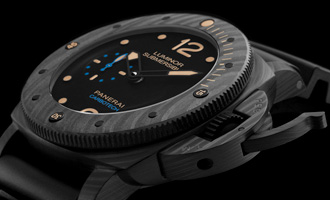 Panerai Luminor Submersible 1950 Carbotech 3 Days Automatic