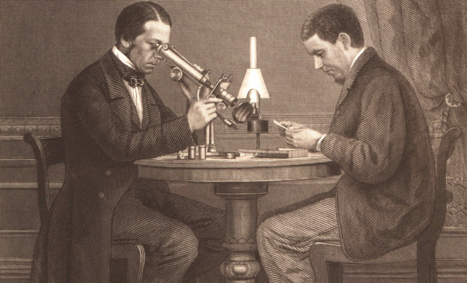 10 пугающе точных предсказаний из 1900 года (11 фото)