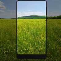 Xiaomi Mi MIX: ����� ����� ������ �� iPhone