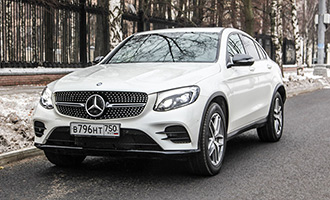 Тест-драйв: Mercedes-Benz GLC 250 4M Coupe