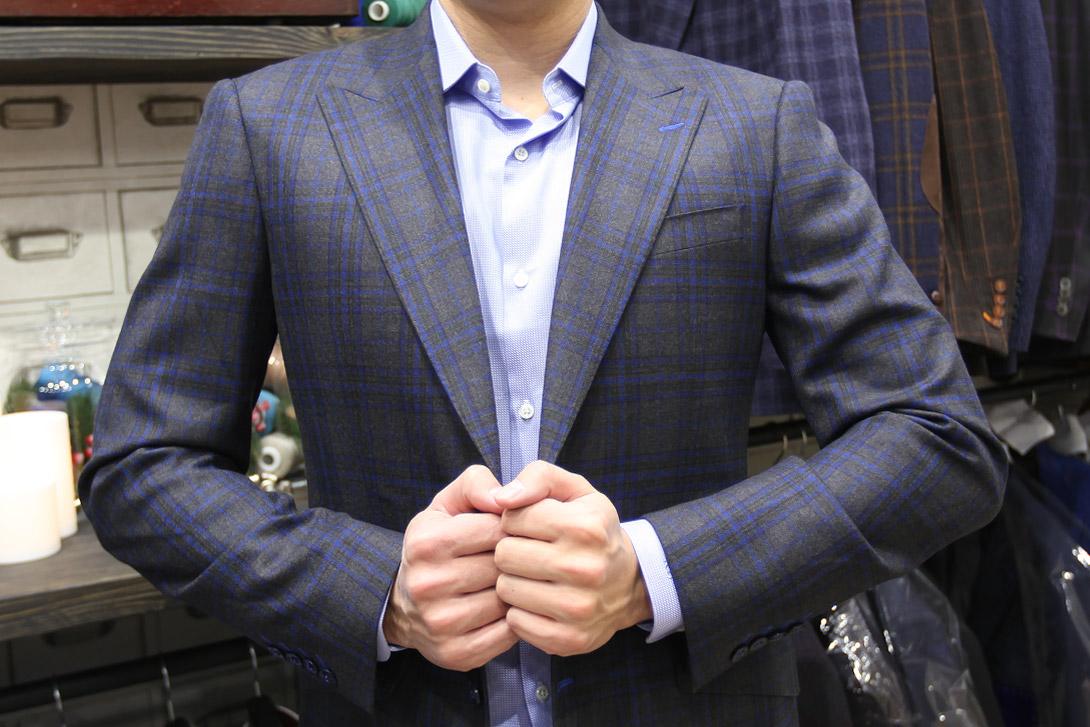 Шьем костюм на заказ: личный опыт
