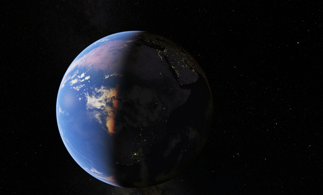 Секретные места Google Earth