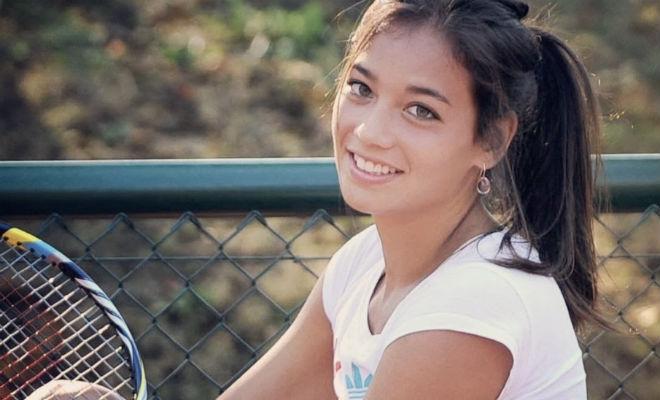 Самые красивые теннисистки мира: Ализе