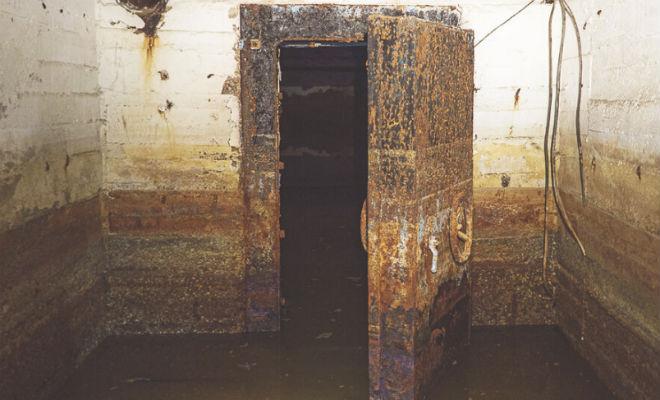 Заброшенные бункеры картинки