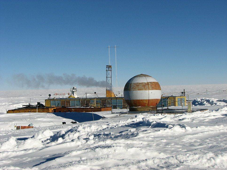 Ледяной червь СССР: секретная база, которую начали строить прямо в дрейфующем айсберге Культура