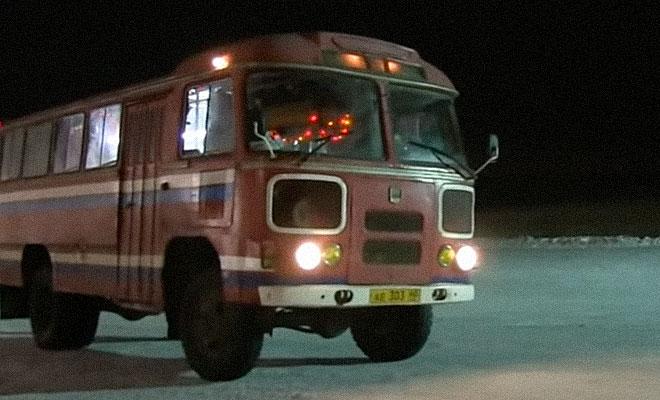 Мужчина нашел старый автобус ПАЗ, сделал в нем квартиру и теперь живет в ней