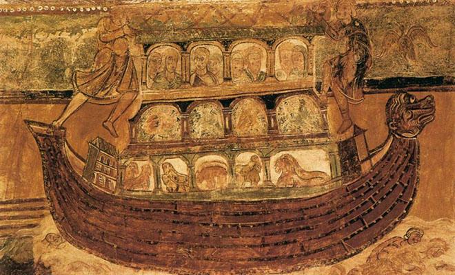 Ученые прочитали глиняную табличку из Вавилона и узнали, что Потоп мог быть придуман