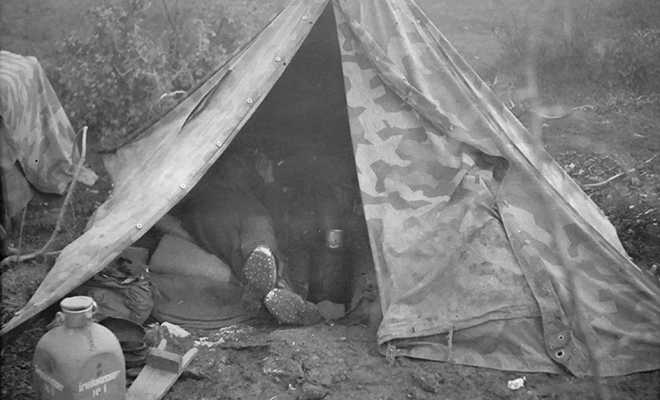 Немец купил старый фотоаппарат и нашел на нем фото оккупированного Новороссийска из 1942 года