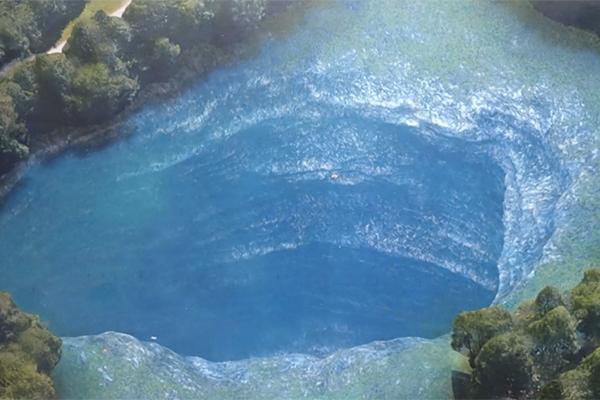 Церик-Кел: озеро без дна и берегов