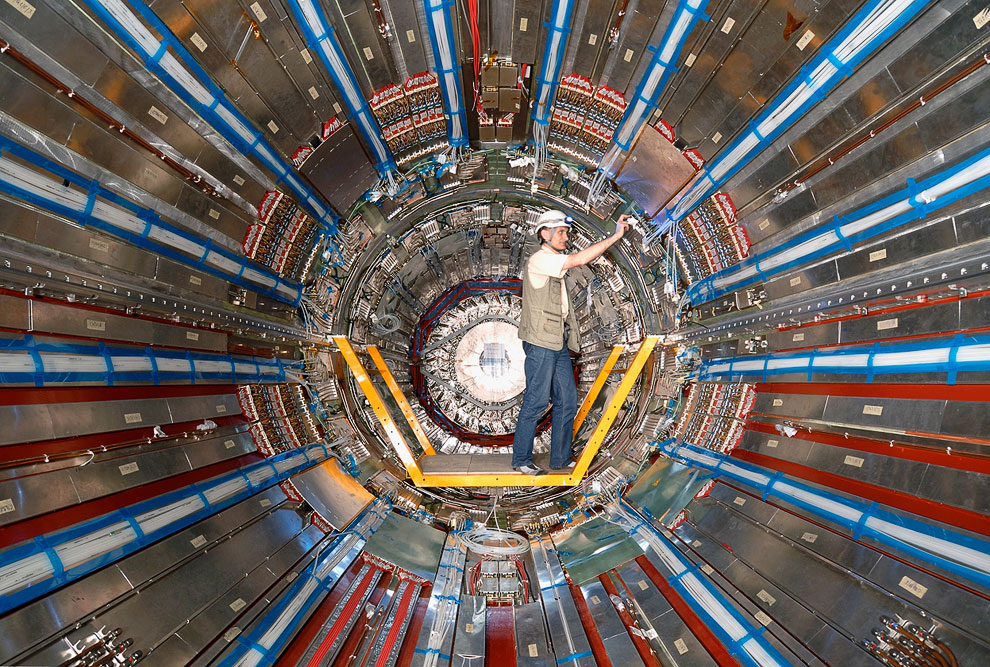 the hadron collider essay