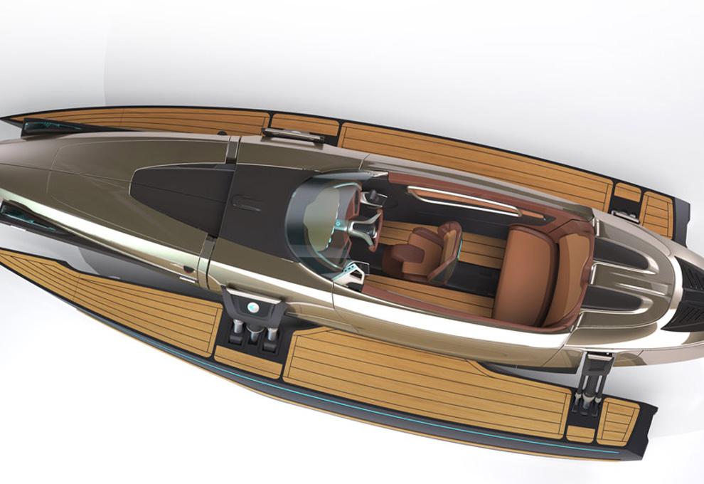 буи для устойчивости лодки