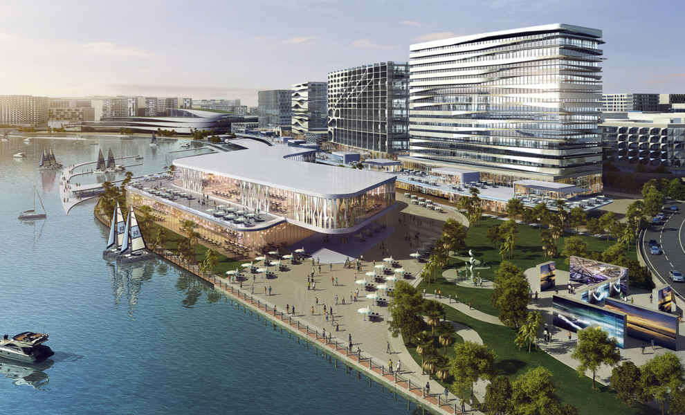 Район Dubai Design District