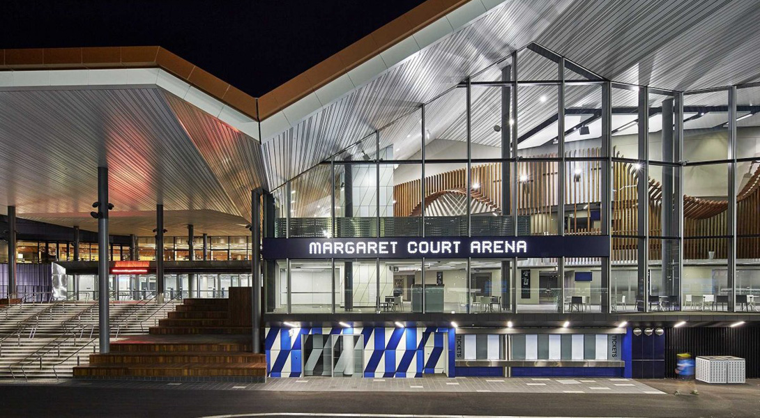 Margaret Court Arena �� NH Architecture , ��������, ���������. ���������: ���������� ����������