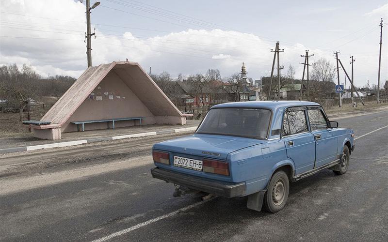 Шклов, Украина.