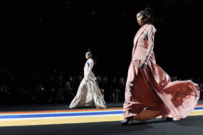 Mercedes-Benz Fashion Week Russia � ������