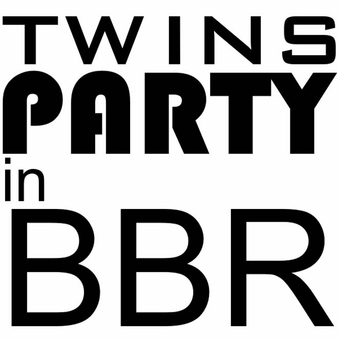 Twins Party in BBR в Boom Boom Room