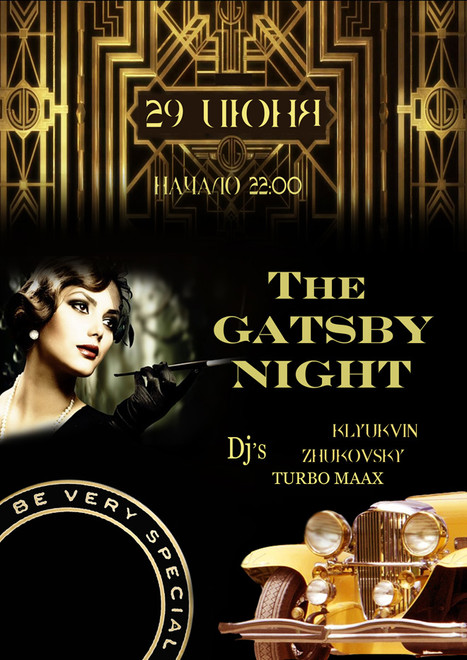 The Gatsby Night