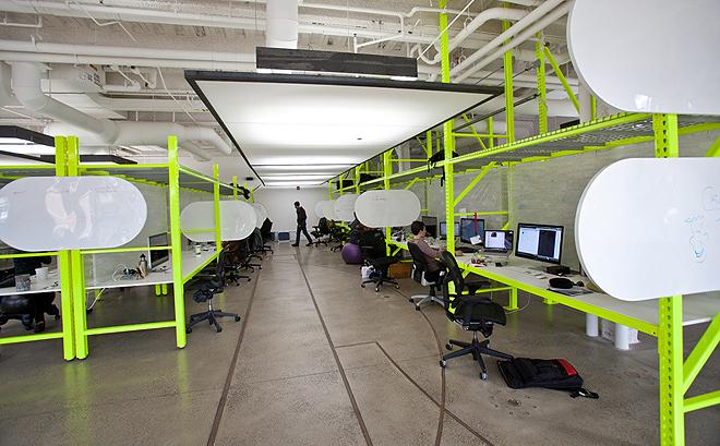 Офис Quick Left в Колорадо