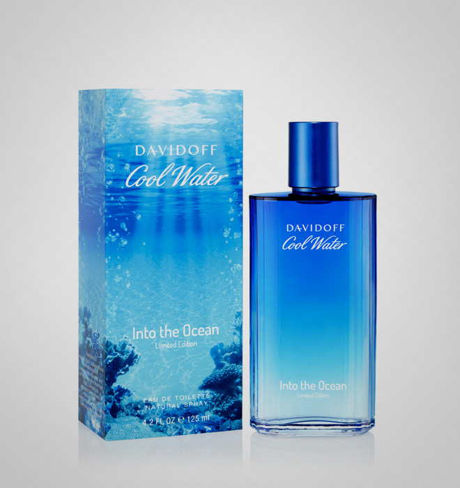 Davidoff, Cool Water Into The Ocean
