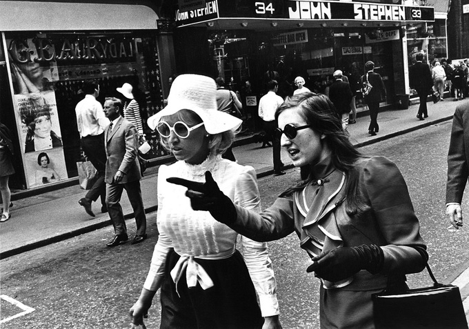 ������ ���������� ���� ������������� �� Carnaby St., ������, 1965
