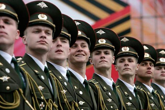 Россия больше никогда не будет воевать на своей территории
