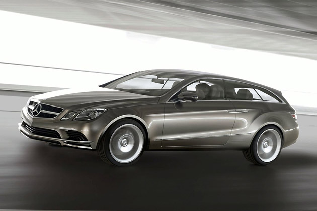 Mercedes-Benz Concept Fascination, Mercedes-Benz, авто