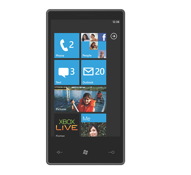 hi-tech, смартфоны, Microsoft, Microsoft Windows Phone 7 Series