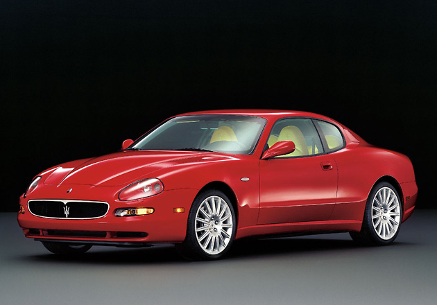 Maserati 4200 Coupe 2002, Italdesign Giugiaro