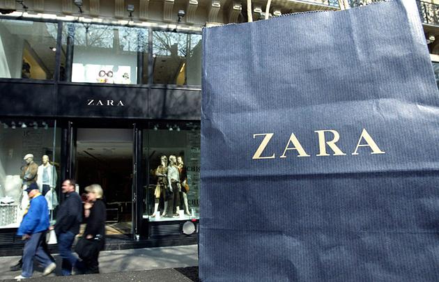 Компания zarina представляет сеть специализированных магазинов одежды для женщин