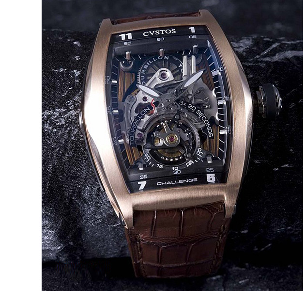 Cvstos Tourbillon Yachting Club LTD Edition
