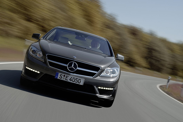 Mercedes-Benz CL63 AMG 2011