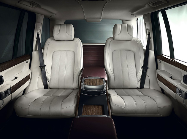 Land Rover Range Rover Autobiography Ultimate Edition 2012